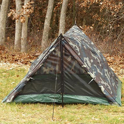 Camouflage 2-Man Emergency Survival Bug Out Tent FREE SHIPPING & Camouflage 2-Man Emergency Survival Bug Out Tent FREE SHIPPING ...